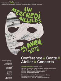 Concert de Mary Shelly et Beta Simon - C.L.O.U.S. Brest - 25 Avril 2012
