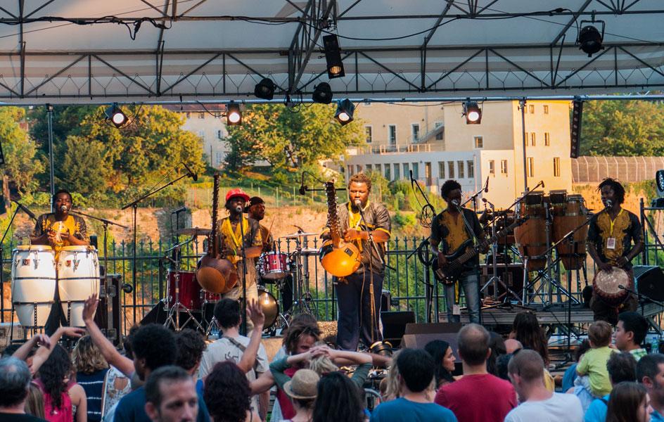 Concert du 28 juillet à Lyon pour le